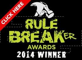2014 Winner Badge
