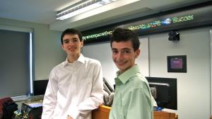 Teenager Entrepreneur Michael and Marc Guberti